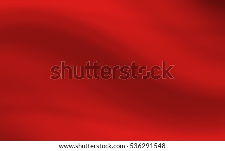 A beautiful soft and smooth red background.