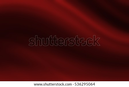 A beautiful soft red silky background.