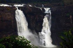 A beautiful water fall in Gods own country