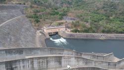 A Best dam in srilanka