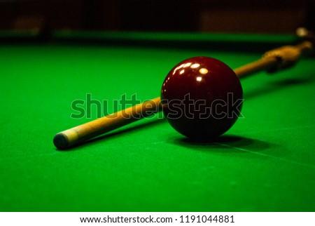 A billiard balls #1191044881