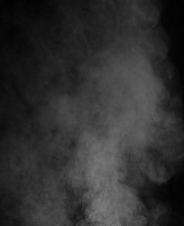 A black and white foggy smoke texture.