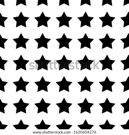 A black and white seamless pattern, amazing for fabric printing, wrapping paper and other uses as logo making, banners, dressing a design etc. A great, infinite, repeatable, tileable high-res design.