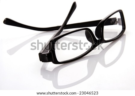 Where can you get glasses with a clear lens, just like fashion