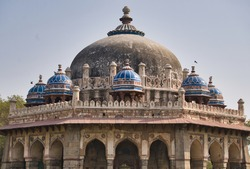 A blue dome Palace for RIP