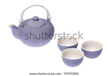 A blue piggy bank with a stethocope portaying a financial health concept on isloated white background