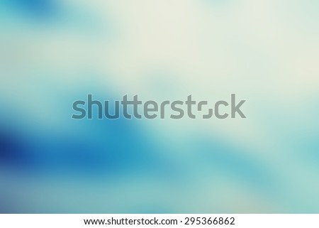 A blurred blue water background. Peaceful and tranquil. Can work as a seascape, pool water or a river. Works well for inspirational posters.