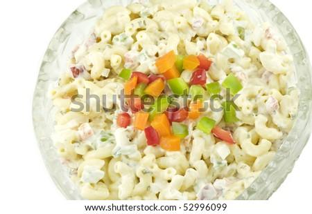 Macaroni Salad Clipart Homemade Macaroni Salad