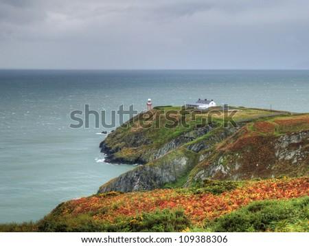 A breathtaking landscape of Ireland