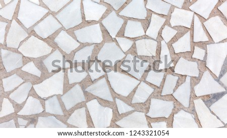 A bright background with unpaved marble. #1243321054