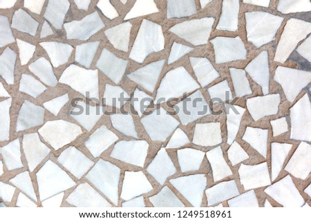 A bright background with unpaved marble. #1249518961