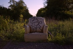 A Chair On The Tracks