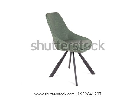 A chair or chairs on a white background in high resolution, diverse images of chairs. Compositions of chairs. Chairs on a white background in a light key