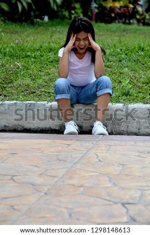 A Child Under Stress