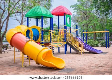 A children\'s playground