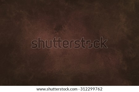 a chocolate brown background...