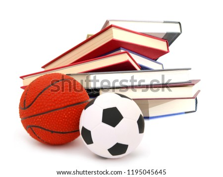 A class of sport textbooks