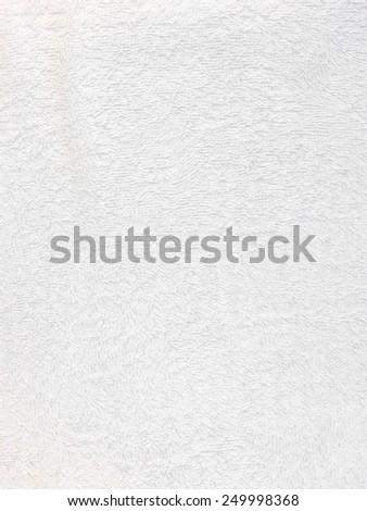 A close up shot of a bath towel - Shutterstock ID 249998368