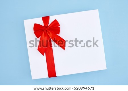 A close up shot of christmas presents #520994671
