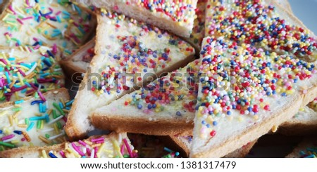 Sprinkles-background Images and Stock Photos - Avopix com