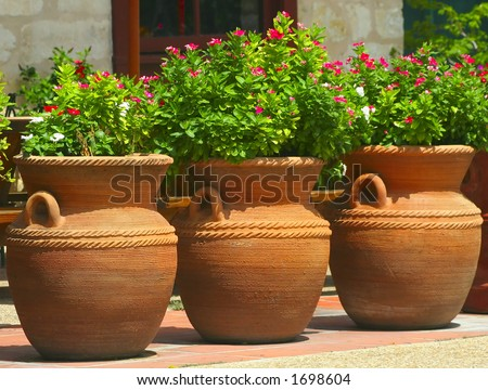 Outdoor Pots San Antonio 48