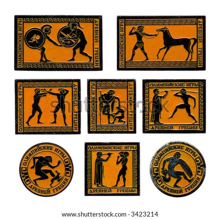 the inception of recordings in olympic sports in ancient greece One of the towering figures of ancient sports, theagenes was a greek while there were other chariot jockeys with better records one of the ancient olympics.
