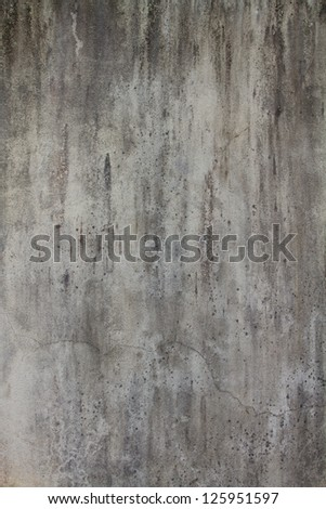 A Concrete wall background texture