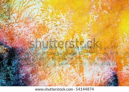 A cool color tones texture background