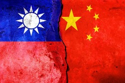 A crack in the monolith. Taiwan VS China   V.1