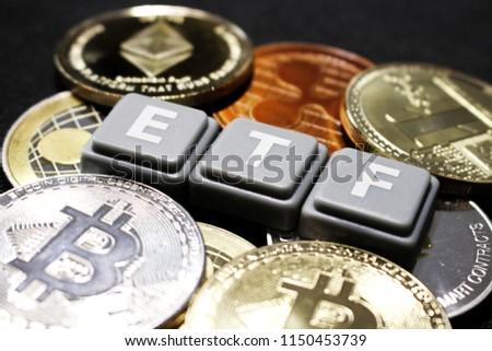 a crypto etf   the next step...