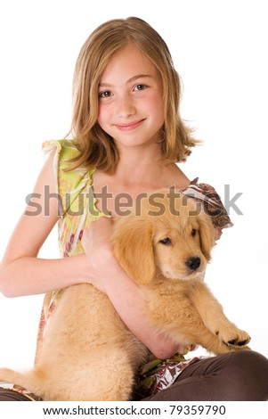 Golden Retriever Puppy Stock Image | Dog Breeds Picture