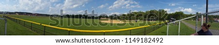 A Day At The Ballfield, Little League Baseball At The Home Of Little League Northeast Pennsylvania #1149182492