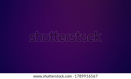 A deep purple gradation. Background material