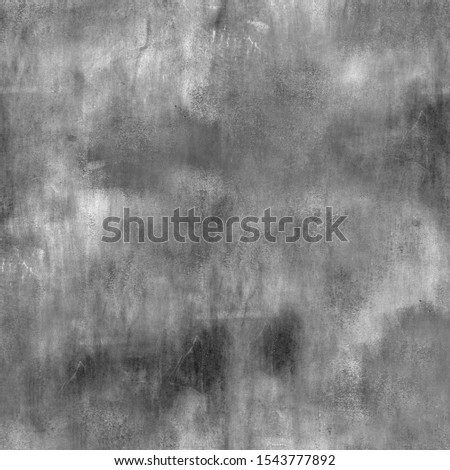 A dirty gray wall with a rough and rough surface .Texture or background #1543777892