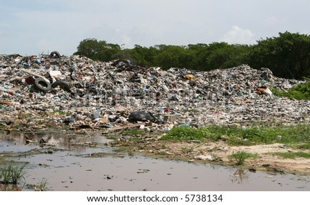 stock photo a disgusting roadside dump outside of belize city 5738134 A quick way to gay intergenerational sex
