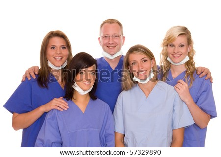 A doctor team