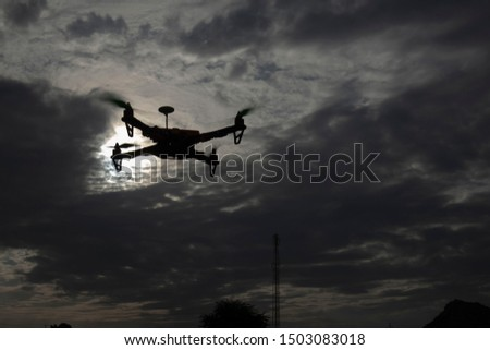 A drone, in technological terms, is an unmanned aircraft. ... Essentially, a drone is a flying robot that can be remotely controlled or fly autonomously through software-controlled flight plans in the