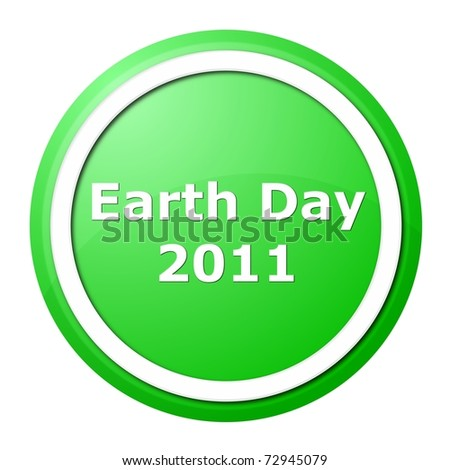 A early event Earth Day for nature and going green.