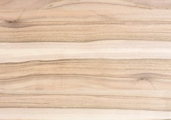 A fragment of a wooden panel hardwood. Walnut.