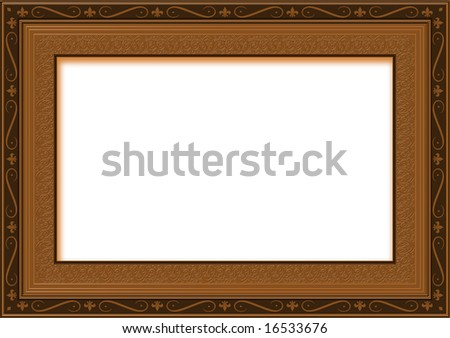 A frame picture