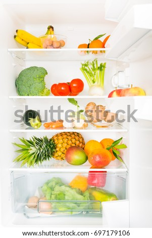 A Full Fridge #697179106