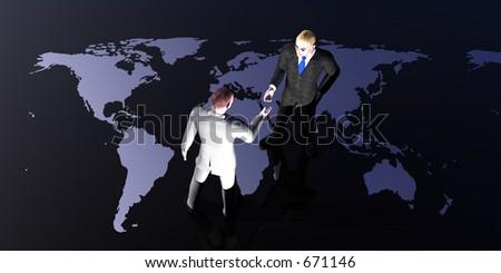 A global deal