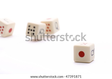 a good throw of the dice poker