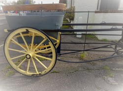 A Governess Cart (Pony Trap)