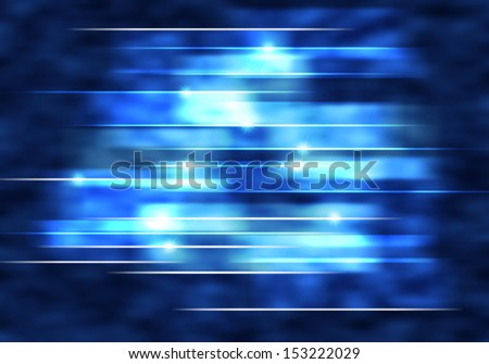a graphic of line bright blue abstract background,multicolor