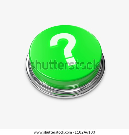 A green Alert Button with a Question Mark.