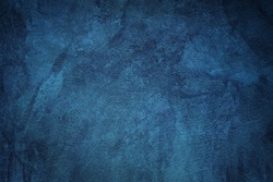 A grunge abstract blue background