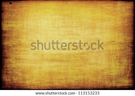 A grunge brushed background - Texture