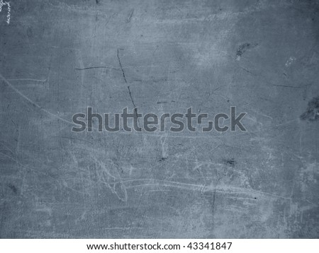 A grungy rough blue grey wall texture !