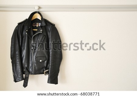 A hanged Jacket
